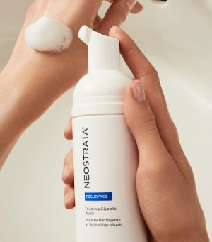 RESURFACE FOAMING GLYCOLIC WASH