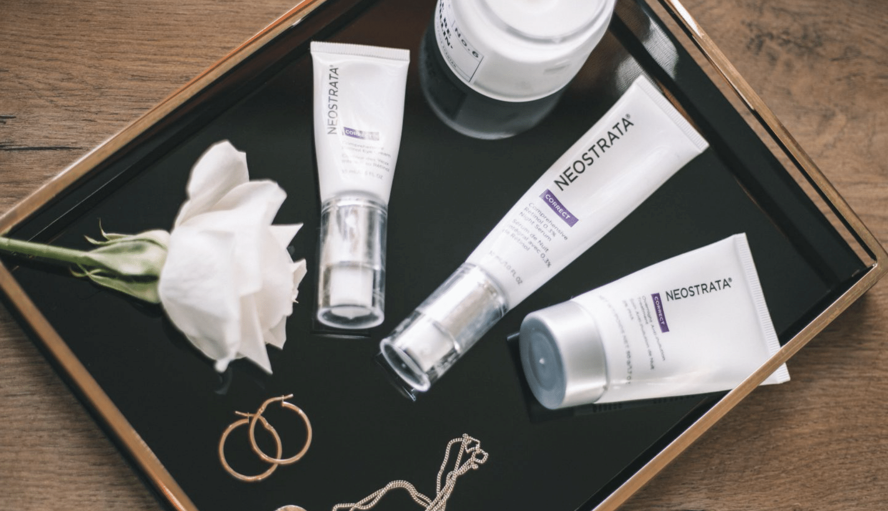 You are currently viewing TRYING RETINOL FOR THE FIRST TIME WITH NEOSTRATA