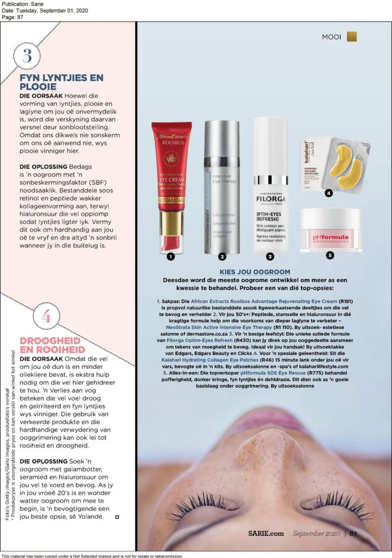 Read more about the article Sarie – Kies Jou Oogroom