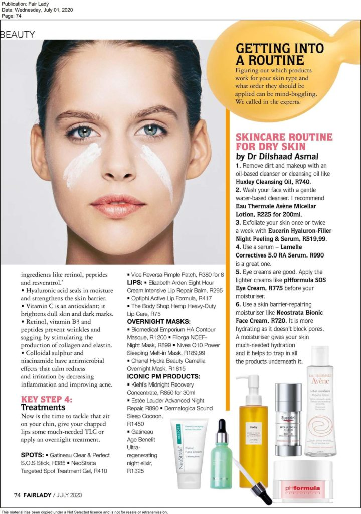 Read more about the article Fair Lady – Beauty News